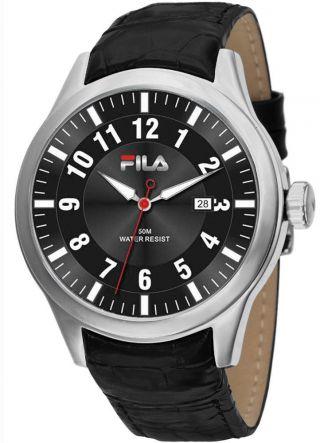 Fila Herren Armbanduhr Fa0796 - 02 Elegante Uhr Im Fliegeruhren Design Bild