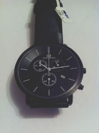 Danish Design Titan Chronograph Uvp 199,  - Bild