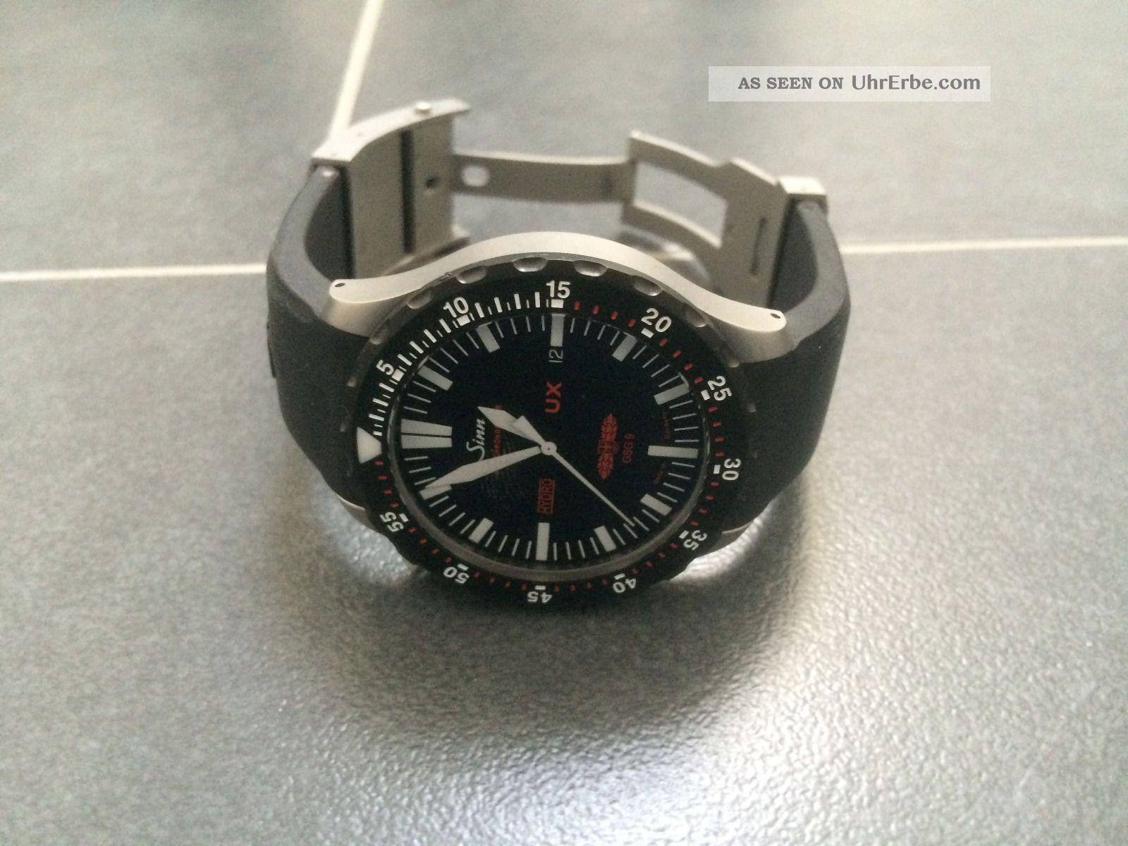 Sinn Ux Gsg 9 Sdr Armbanduhren Bild