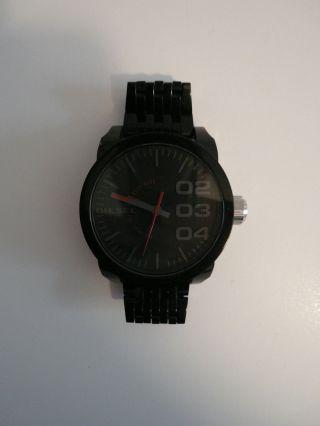 Diesel Uhr Dz1461 -,  Schwarz,  In Diesel Artikel - Neuwertig Bild