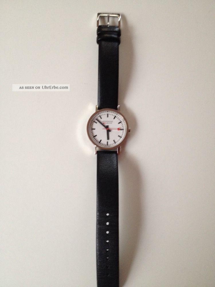 Mondaine Damenuhr Armbanduhren Bild