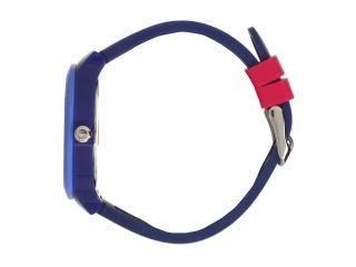 Lacoste Uhr Unisex Damen Herren 2020042 Silikon Blau Bild