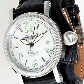 Ingersoll Damen - Armbanduhr Maryland Automatik 5003bk Bild