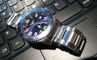 Longines Hydro Conquest Diver Taucheruhr Neues Model Bild