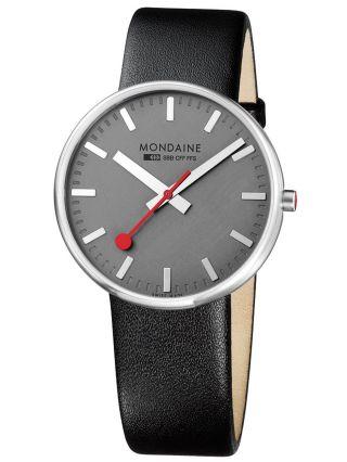 Mondaine Giant Elegance Herren Uhr A660.  30328.  15sbb Bild