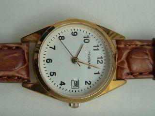 Fabiani Damenuhr Damen Armbanduhr Nicht Benutzt Bild