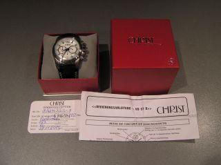 Christ Chronograph/ Herrenarmbanduhr Art.  : 8524355/1 Bild