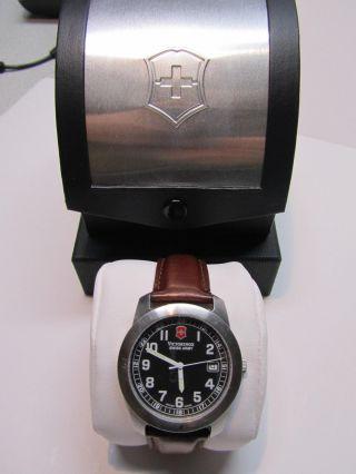 Top Victorinox Swiss Army Armbanduhr Ovp Bild