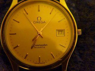 Omega Seamaster Quarz Bild