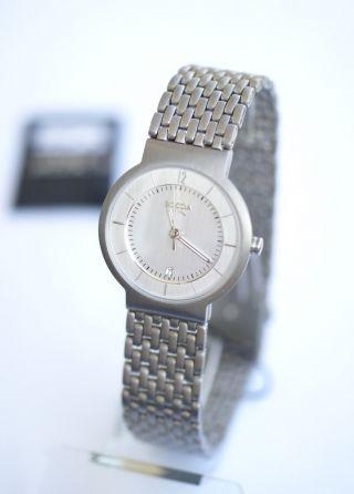 Bocci Damen - Uhr Reintitan; Mit Titan - Band,  3123 - 01 Bild