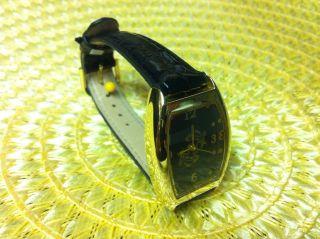 Wunderschöne Vergoldete Edle Damen Armbanduhr Uhr Chronograph Horoskop Fische Bild