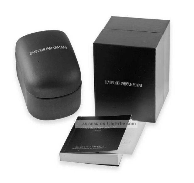 emporio armani ar1426 uhr ceramica keramik wei kristall. Black Bedroom Furniture Sets. Home Design Ideas