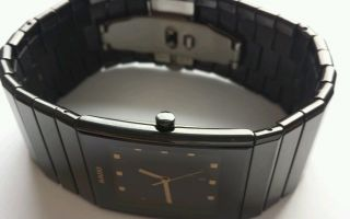 Rado Diastar High Tech Ceramic Uhr Bild