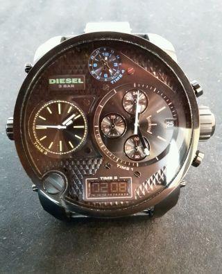 Diesel Mr.  Daddy Armbanduhr Für Herren Dz7266 Bild