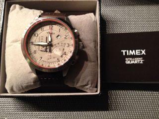 Neuer Timex Herren Chronograph Modell T2p275cc Bild