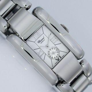 Chopard La Strada Papiere 2003 Stahl/stahl Uhr Ref.  41/8380 Bild