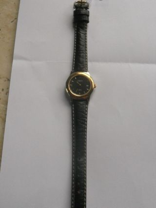 Tissot P 340 - G Prx Damenarmbanduhr Mit Echtlederband Bild