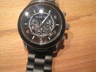 Michael Kors Mk - 8107 Mk - 8107 Faltschließe Chronograph Bild