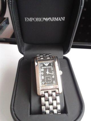 Armani Herren Uhr Bild