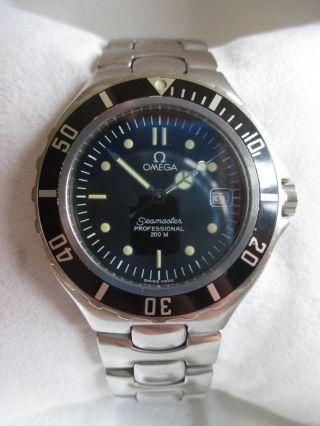 Omega Seamaster Professional 200 Armbanduhr Für Herren (901) Bild