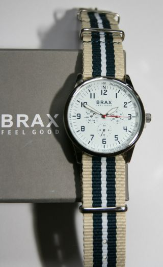 Brax Herren Armbanduhr Feel Good Bild