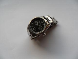 Armbanduhr Kienzle 1822 Edelstahl Quarz Großdatum Bild