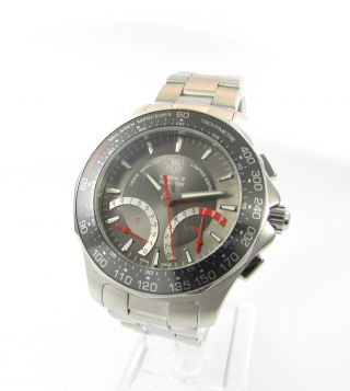 Tag Heuer Link Calibre S Professional Herrensportuhr - Limited Edition - 42 Mm Bild