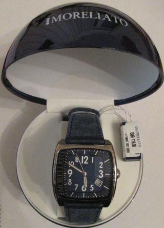 Damen - Uhr Morellato Cube S0n006 Blau Verpackt Bild