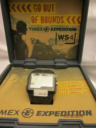 Timex T49664sv Expedition Herren Multifunktionsuhr Bild