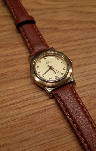 Dugena Armbanduhr - Damen - Sammler - SammlerstÜck - Retro - Swiss Made Bild