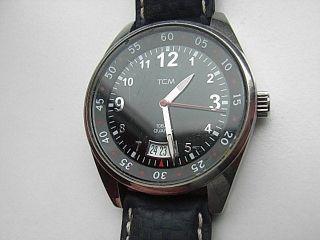 Herren Armbanduhr Tcm 100 M Bild