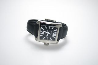 Tw Steel Uhr Herren Schwarz Leder Twce3004 Edelstahl Bild