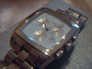 M&m Uhr Swiss Made 34x 36mm Ehem.  Uvp 269,  00€ Bild