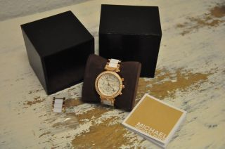 Michael Kors Damen - Chronograph Mk5774 Bild