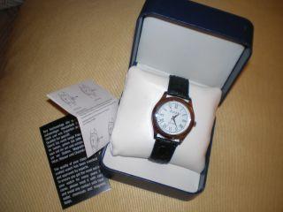 Tolle Herren Armbanduhr Modell Eiger Typ G694 Armband Mit Dornschliesse Bild