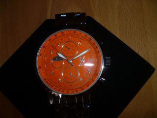 Neue KÖnigswerk Argos Armbanduhr,  Chronograph,  Mit Diamanten Und Zertifikat Bild