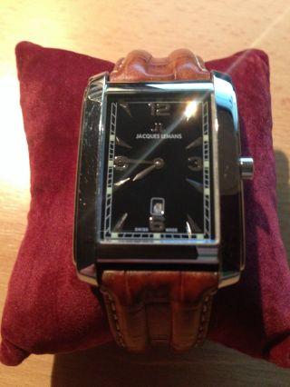 Jacques Lemans Herren Armbanduhr Bild