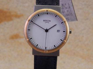 Boccai Titanium /armbanduhr 1 Bild