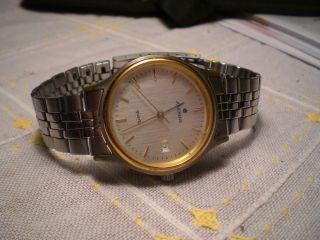 Quartz Uhr Junghans Herren Bild