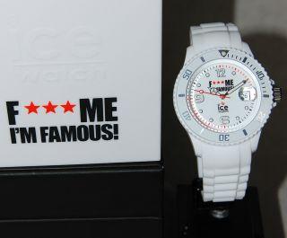 Ice Watch,  Fmif Classic - White - Unisex,  Fm.  Si.  W.  U.  S.  11 Bild