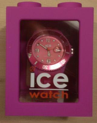 Gelegenheit - Ice Watch - Armbanduhr - Pink Unisex (ss.  Npe.  B.  S.  12) - Top Bild