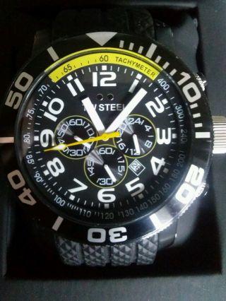 Tw Steel Tw75 Armbanduhr Für Herren Bild