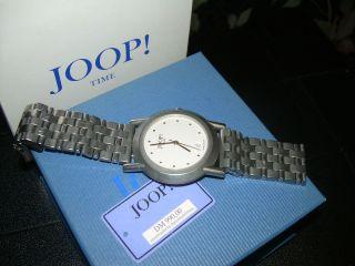 Joop Quarz - Herrenarmbanduhr - 906/4622.  44 Bild