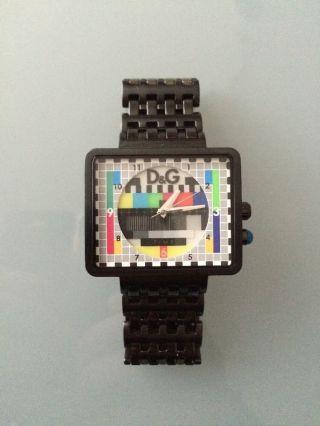 D&g Dolce&gabbana Armbanduhr Medicine Man Dw 0754 Bild
