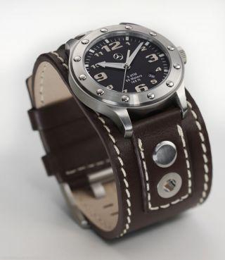 Mercedes Benz Herrenarmbanduhr/men Wrist Watch Trucker Line Neu/new Bild