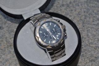 Boccia Titanium Herrenuhr Armbanduhr Analog Quartz Cal.  Os 20 Bild