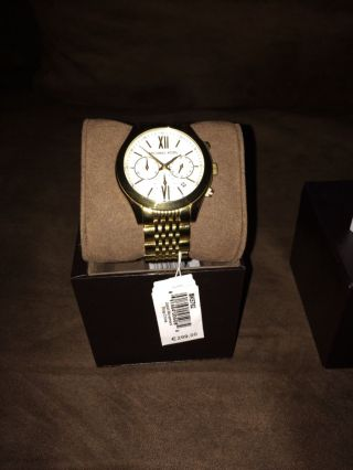 Michael Kors Mk5762 Armbanduhr Für Damen Bild