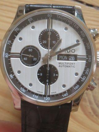 Mido Multifort Chronograph M 005.  614.  16.  031.  01 Bild