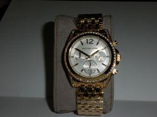 Michael Kors Chronograph Mk5835 Damenuhr Ovp Bild