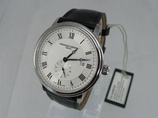 Frederique Constant Uhr Geneve Automatik Date Saphirglas Mod Dep Herrenuhr / Bild